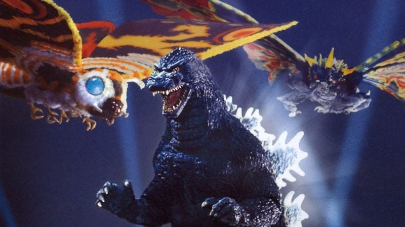 Illustration for article titled Godzilla-themed hotel and cinema to invade Tokyo this spring