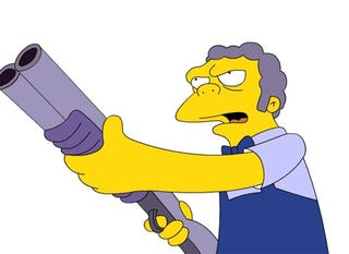 Illustration for article titled Commenter of the Day: Moe Szyslak Edition