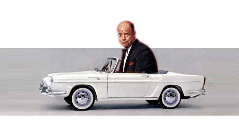 Illustration for article titled The Time Don Rickles Made Me Bypass My Heater Core And Other Tenuous Car Tie-Ins