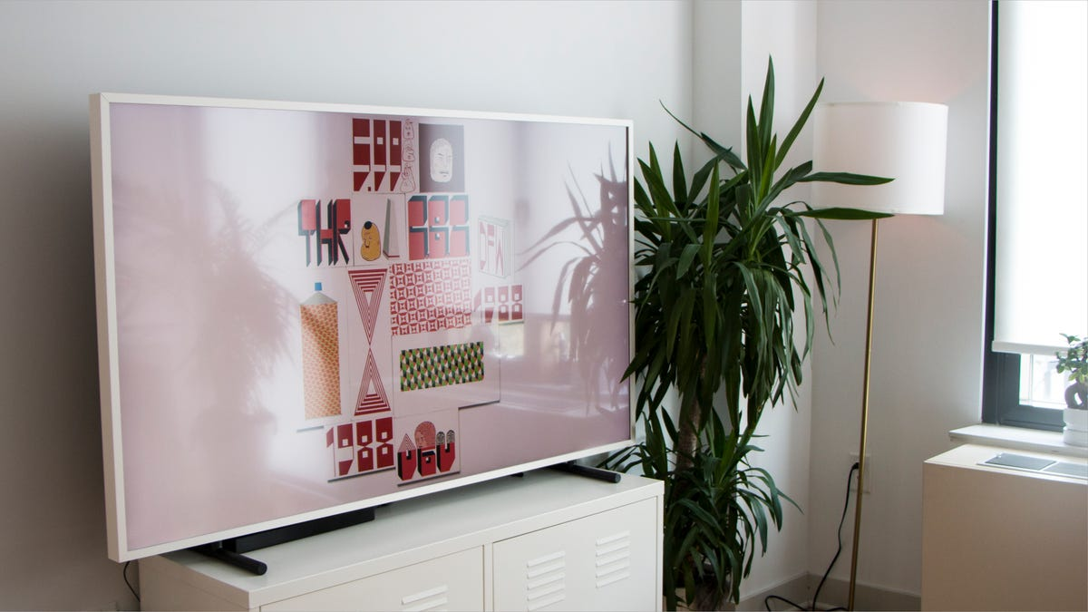 The frame by samsung is not a work of art but it sure is a fine tv jeuxipadfo Image collections