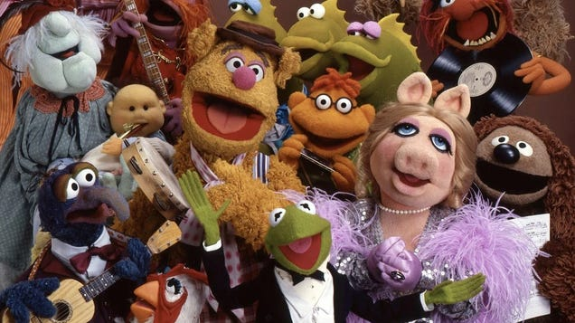 The Original Muppet Show Is Coming to Disney+ in All Its Glory