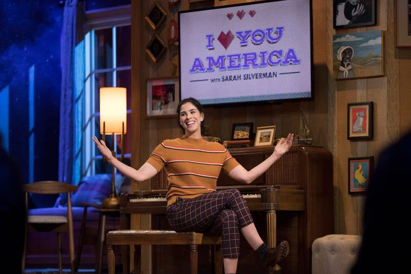 Sarah Silverman (Photo: Erin Simkin/Hulu)