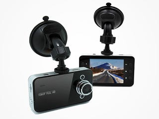 Illustration for article titled Get This Hi-Res Dash Cam For Under $30 (70% Off + Free Shipping)