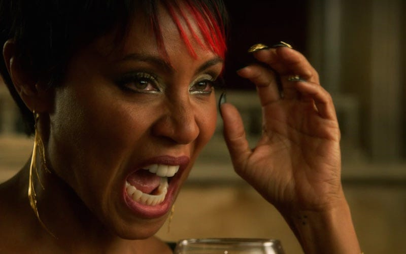 Illustration for article titled Our Long National Nightmare Is Over as Fish Mooney Returns to Gotham