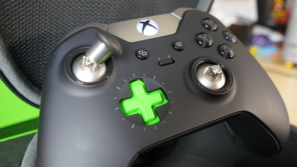 Xbox Elite Wireless Controller: The Kotaku Review