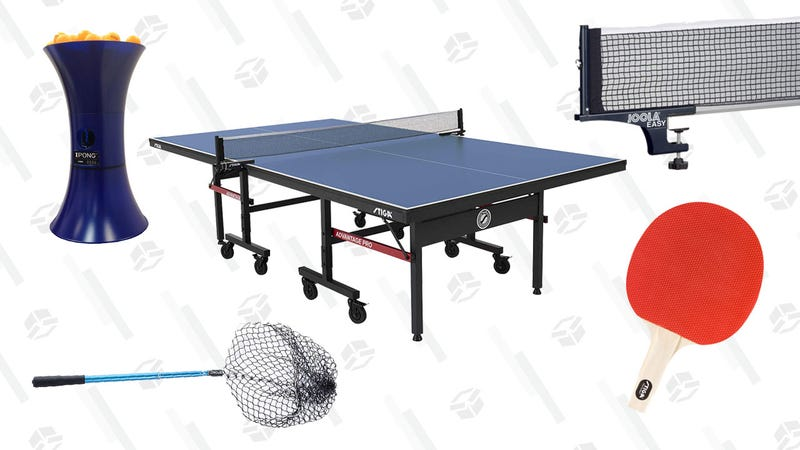 Ping Pong Gold Box | Amazon