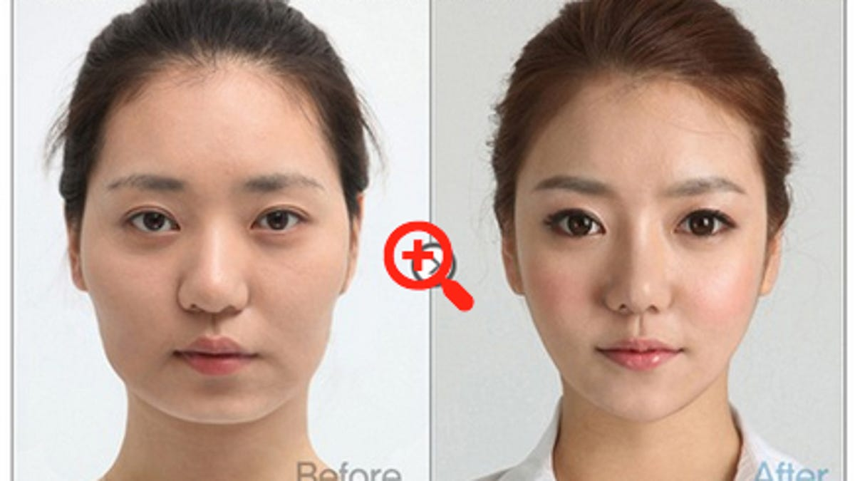 Korean Girls' Obsession with Plastic Eyelid Surgery forecasting