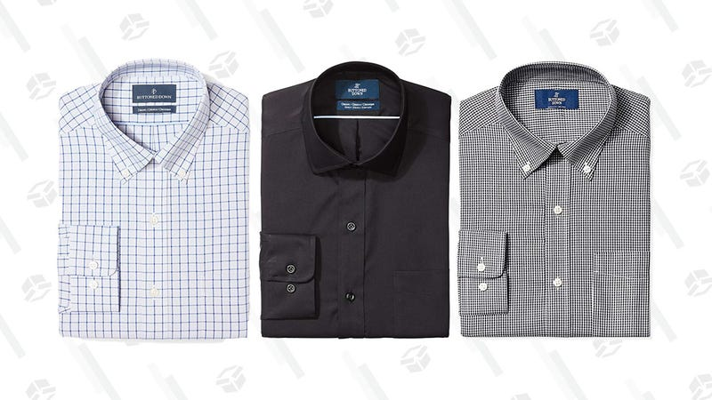 Goodthreads and Buttoned Down Men's Apparel Sale | Amazon