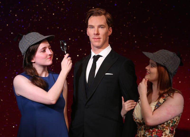 Illustration for article titled Újsághirdetésből derült ki, hogy Benedict Cumberbatch megházasodik