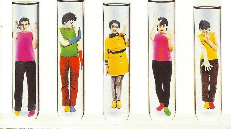"""Illustration for article titled With """"Oh Bondage, Up Yours!"""" X-Ray Spex unwittingly helped birth a movement"""