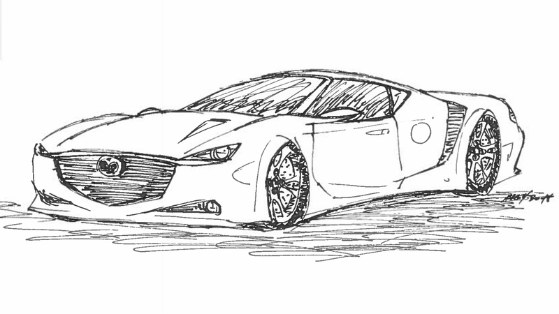 Illustration for article titled Enough About This Mid-Engine Corvette