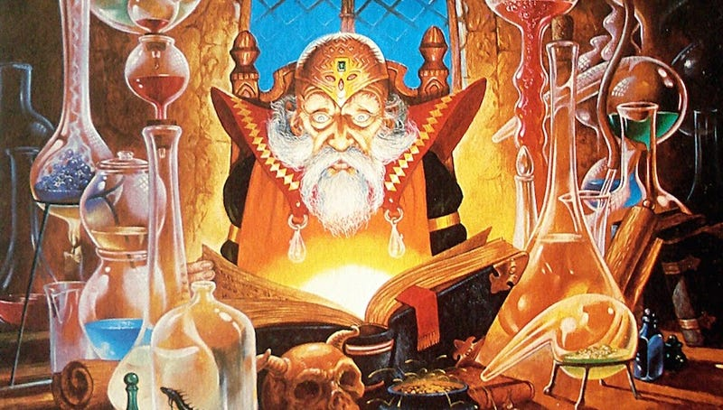 The 20 Most WTF Magical Items in Dungeons & Dragons