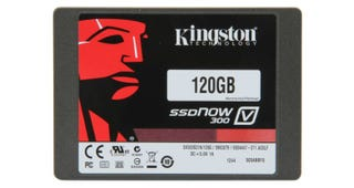 Illustration for article titled Get the Lowest Historical Price of $80 on this Kingston 120GB SSD