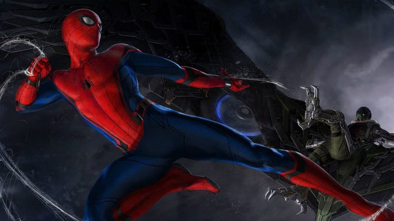Illustration for article titled Spider-Man Gets Another Upgrade From Tony Stark in Homecoming