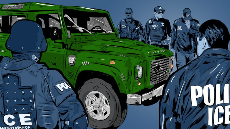Illustration for article titled Why Are The Feds Obsessed With Seizing These People's Old Trucks?