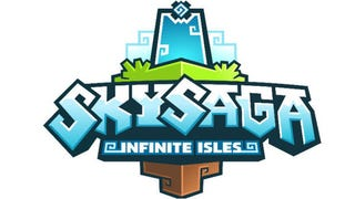 Illustration for article titled Skysaga is Minecraft Meets Bastion, And it Looks Great