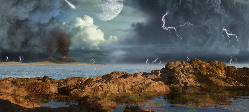 Illustration for article titled New Model Shows Exoplanets May Have Oceans and Continents