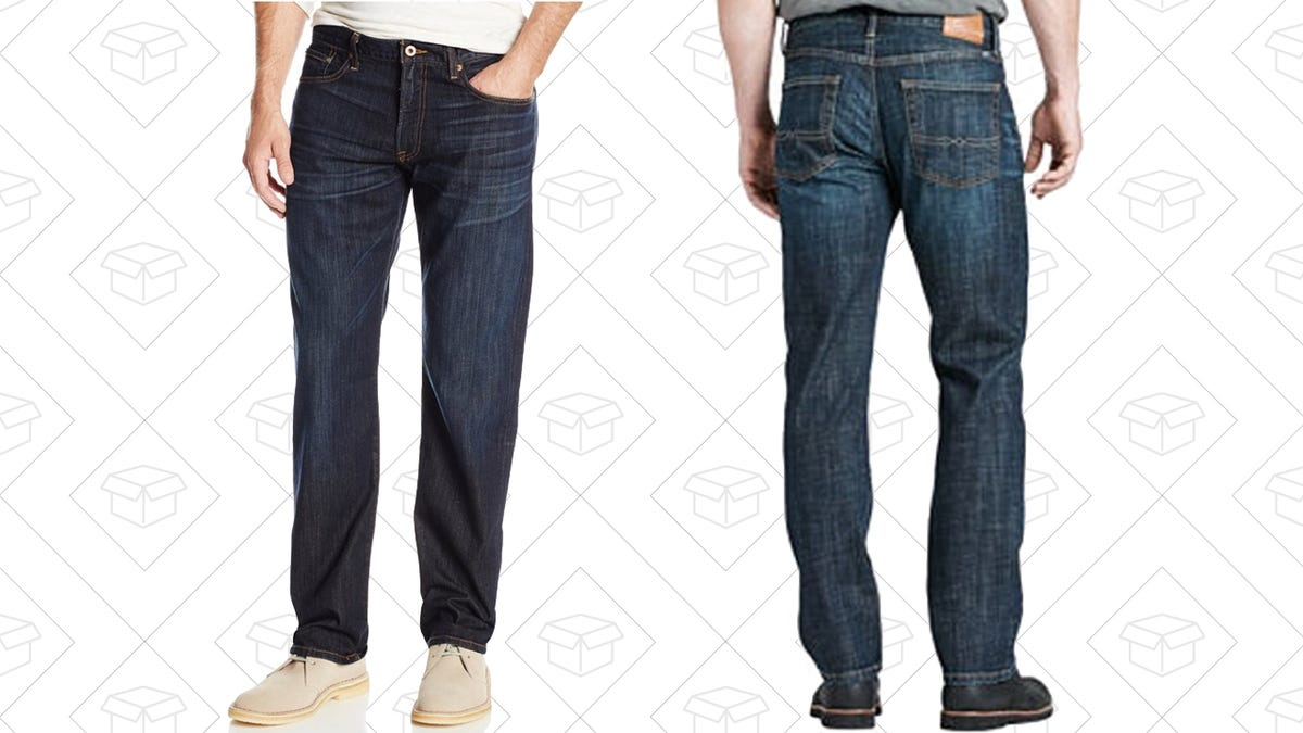 f70b97f5613 These Are The Five Best Men's Jeans