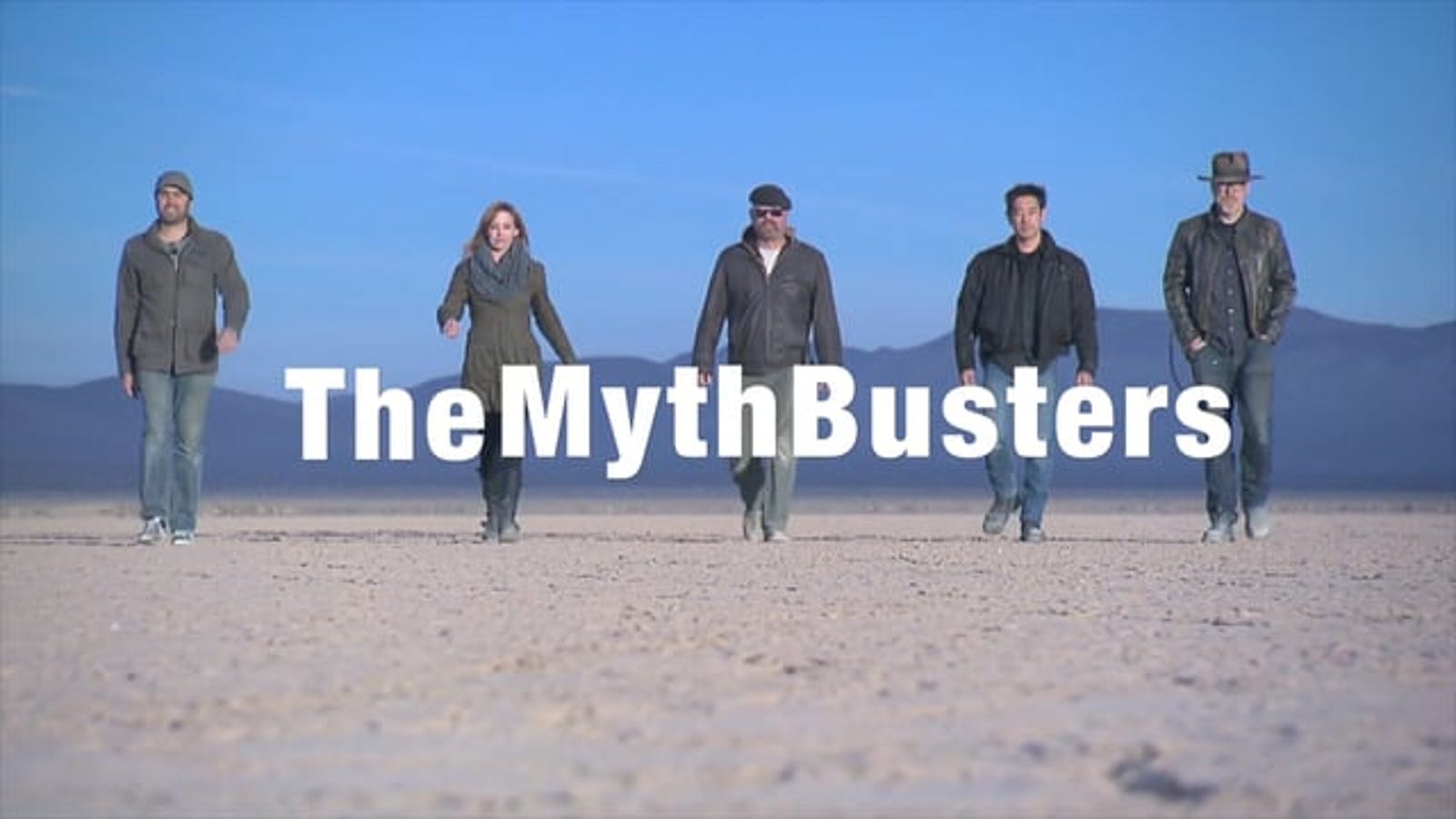 Relive All The Best Moments Of Mythbusters With This Incredible Supercut