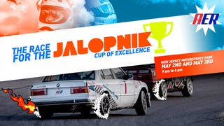 Illustration for article titled Join Us Tomorrow For The Race For The Jalopnik Cup Of Excellence
