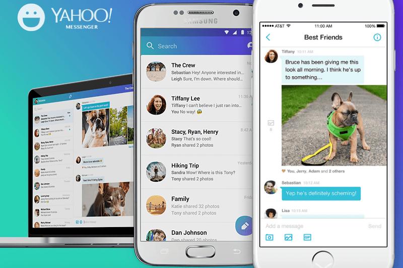 Illustration for article titled Yahoo Messenger cierra para siempre en julio (sí, todavía existía)