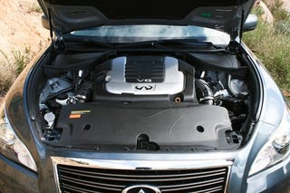 Illustration for article titled 2011 Infiniti M Interior