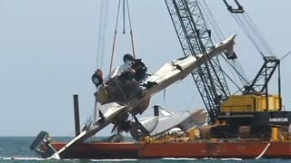 A Catalina Seaplane Was Destroyed During Nic Cage Movie Production