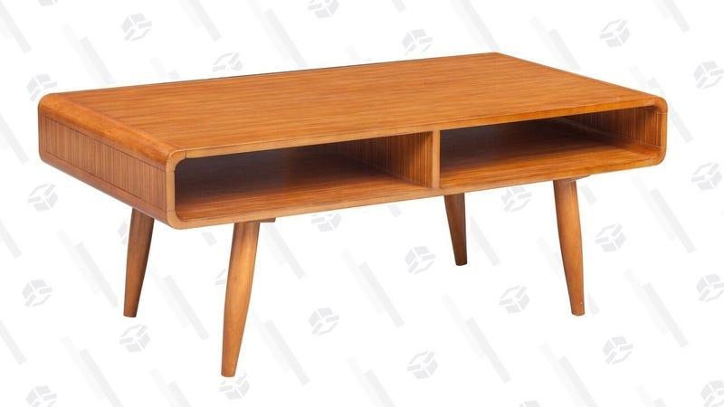 Boraam Zebra Series Coffee Table | $95 | Amazon | Clip the $25 coupon