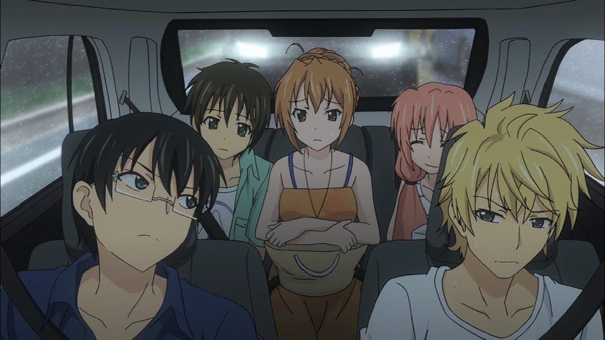 Golden Time Has Great Romance, Comedy, and Drama—and a