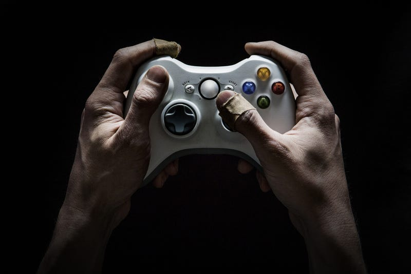 Apparent Audio of a Man Beating His Partner Played Over a Videogame Livestream