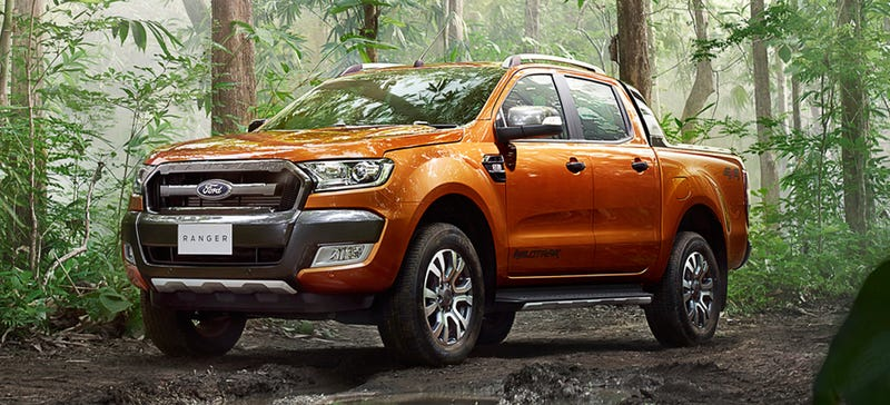 2015 ford ranger wildtrak: this is the new top of the line