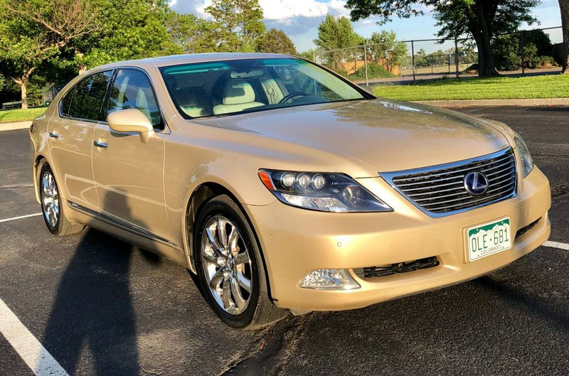 At 20 000 Could This 2008 Lexus Ls600h L Hybrid Turn You Into A Limousine Liberal