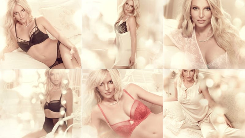 Illustration for article titled Quiz: Which Type of Britney Spears Underwear Are You?