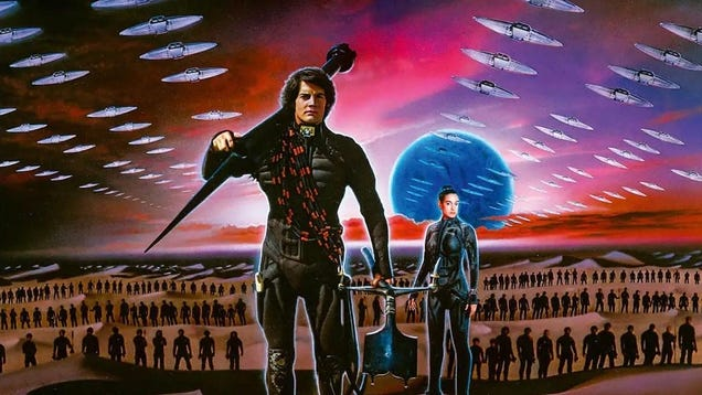 David Lynch s Troubled, Doomed, Fascinating Dune Movie Is Coming to 4K