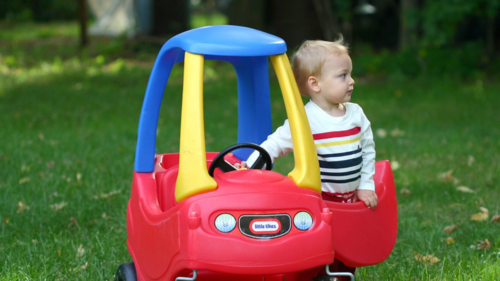 Little Tikes Cozy Coupe: The Best Selling Car In America
