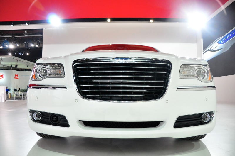 Illustration for article titled Why I Would Rent a 2011 Chrysler 300