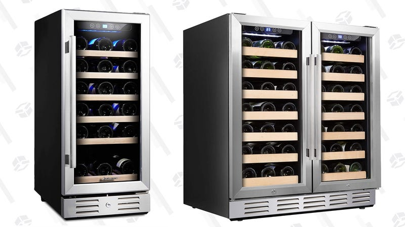 Wine and Soda Fridge Sale | $322-$699 | Amazon