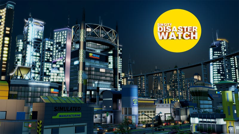 Illustration for article titled SimCity Disaster Watch Continues: Mac Version Pushed To August