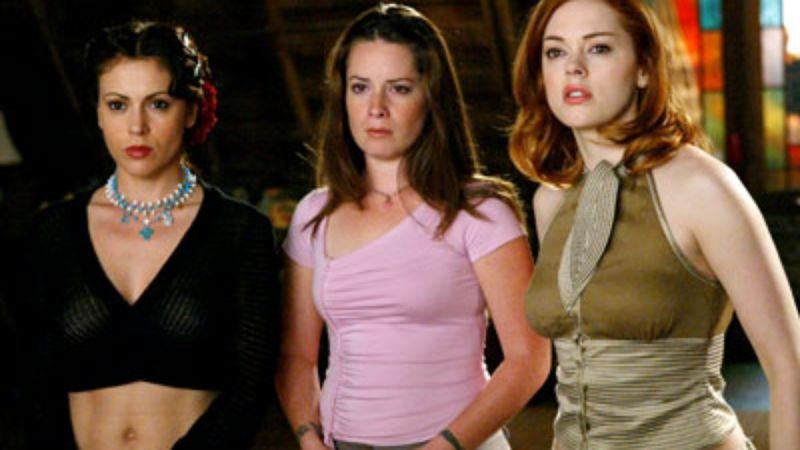 Illustration for article titled And now CBS is considering rebooting Charmed