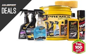 Complete Meguiar Detailing Kit, Free Amazon Credit, and More