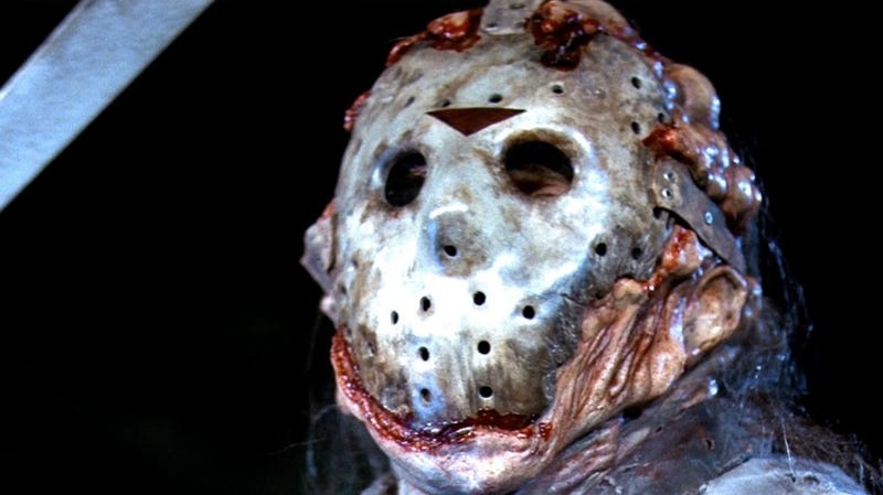 The story comes from a character in Jason Goes to Hell.