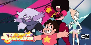 Illustration for article titled Did anyone else just catch the new Steven Universe episode?