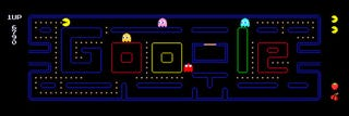 Illustration for article titled Google Pac-Man Might've Cost Us $120,483,800