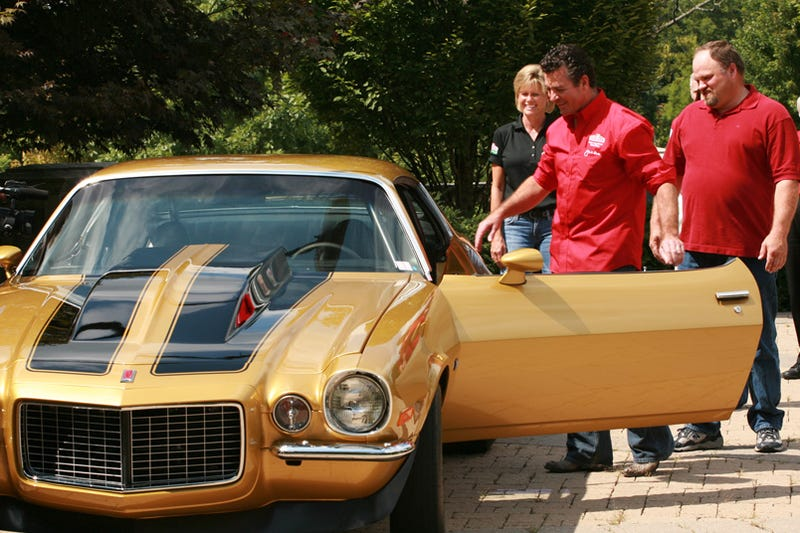 How Jalopnik Reunited Papa John With His Camaro