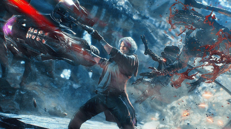 Illustration for article titled Capcom Pulls Devil May Cry 5 Battle Theme After Allegations Surface About Lead Singer