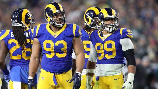 Does The Rams' Success Point Toward A League-Wide Trend Of Teams Drafting, Signing, And Trading For Good Players?