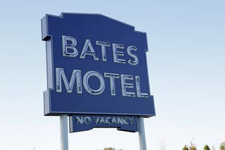 Illustration for article titled So...did anyone else watch Bates Motel?
