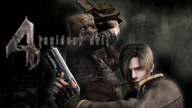 Illustration for article titled The Long, Complicated History of Resident Evil 4