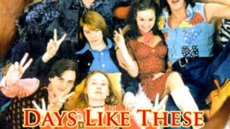 Illustration for article titled Take a look at the unearthed pilot for Days Like These, the British remake of That 70's Show