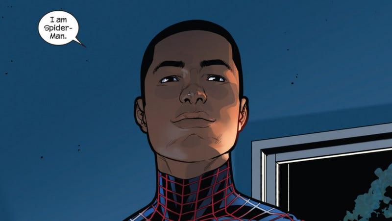 Illustration for article titled Marvel's Next Cinematic Spider-Man Should Be a Black Guy